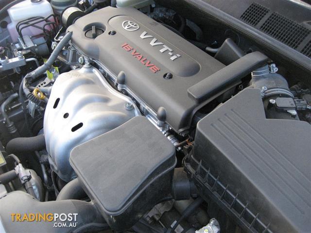 TOYOTA CAMRY CV40 2009 ENGINE 2AZ