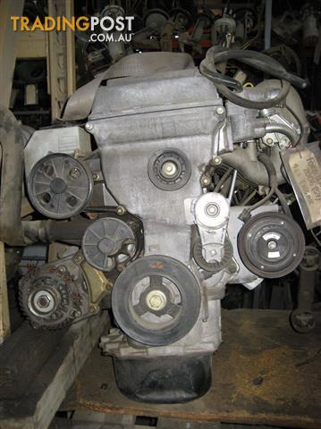 FORD TERRITORY 2007 SY 4LT ENGINE