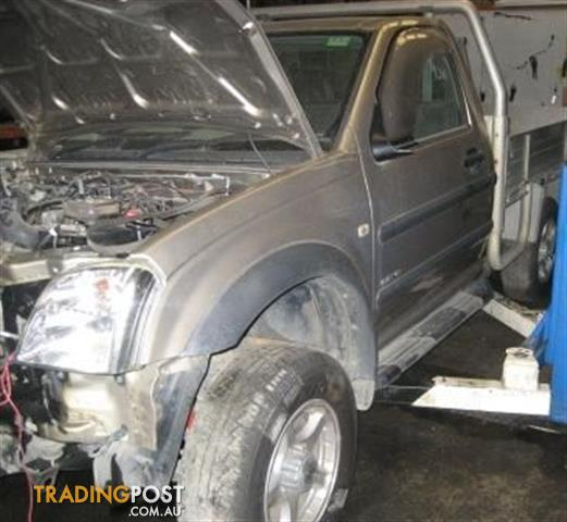 HOLDEN RODEO RA 2004 - Wrecking Complete Vehicle