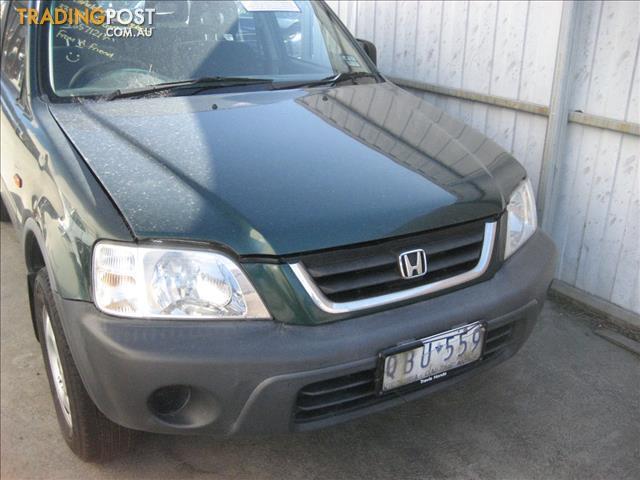 HONDA CRV 2000 (COMPLETE CAR FOR WRECKING)