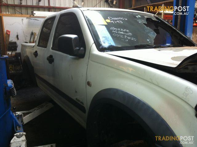 HOLDEN RODEO 2005 RA  V6 FOR PARTS
