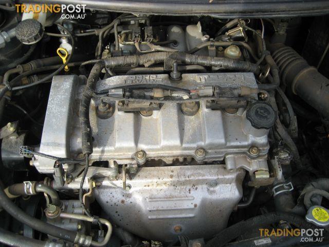 MAZDA PREMACY OR MAZDA 323 BJ 1.8LT ENGINE