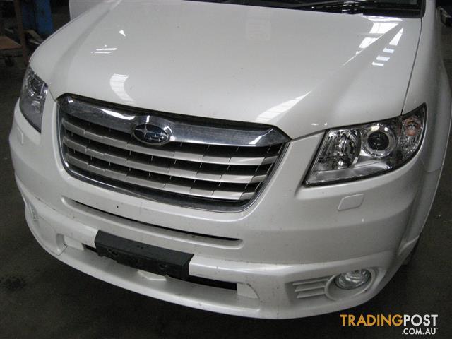 SUBARU TRIBECA 2012 ( WRECKING COMPLETE CAR)