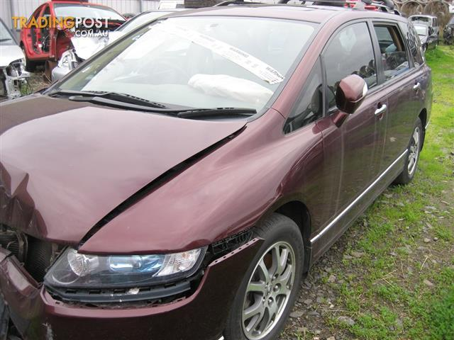HONDA ODYSSEY  2008 FOR PARTS AND WRECKING