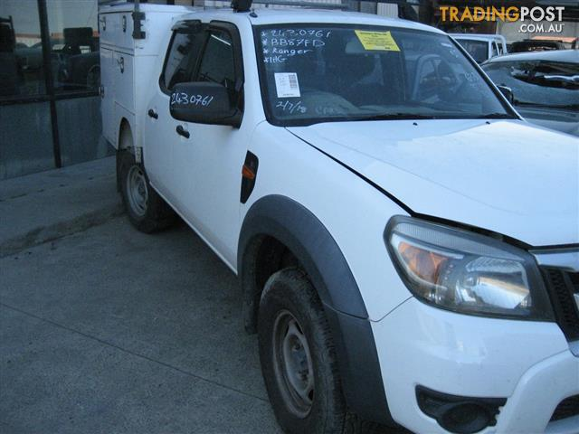 FORD RANGER PK 2010 FOR WRECKING & PARTS (CALL US)