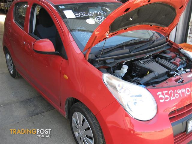 SUZUKI ALTO 2012 ENGINE & TRANSMITTION FOR SALE (CAN HEAR RUNNING IN CAR) LOW KM CALL US