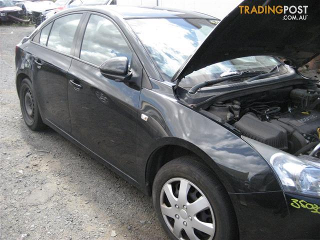 HOLDEN CRUZE 2009 TO CURRENT MODEL FOR PARTS