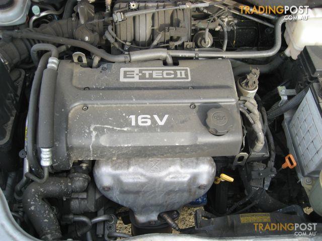 BARINA TK 2008 ENGINE 1.6LT