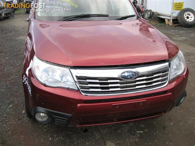 SUBARU FORESTER 2010 SH FOR PARTS & WRECKING ( 7 CARS FOR DISTMANTLING)