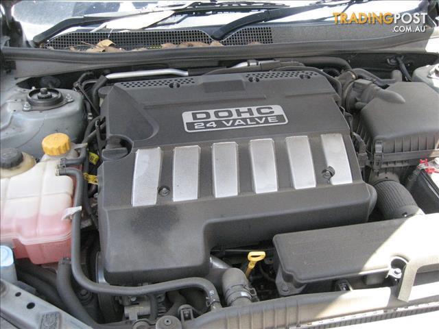 HOLDEN EPICA ENGINE 2010 MODEL (PETROL)