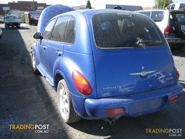 CHRYSLER PT CRUISER 2004 (wrecking complete car)