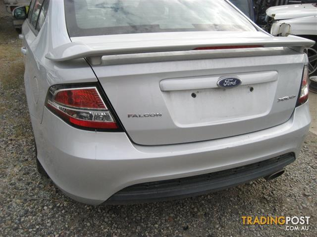 FORD FG 2010 XR-6 FOR PARTS ( COMPLETE CAR)