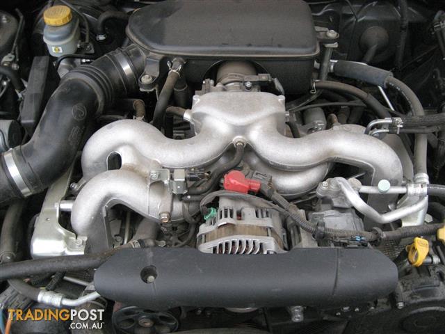 SUBARU IMPREZA 2009 EJ20 QUAD CAM ENGINE
