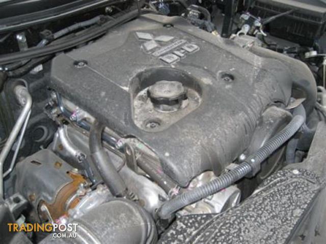 Mitsubishi Triton 2010 ML Turbo Diesel Engine
