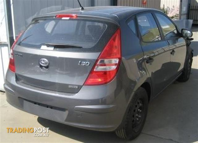 HYUNDAI i30 2009 Complete Car For Wrecking