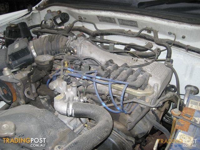 Mitsubishi Triton MK V6 3LT Egine