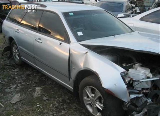 MITSUBISHI MAGNA TL 2005 S/WAGON Complete Car Wrecking