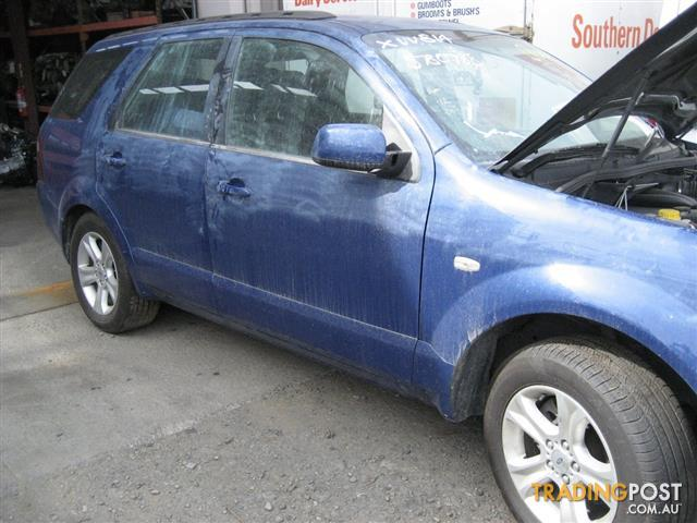 FORD TERRITORY 2009 SY  FOR WRECKING & PARTS