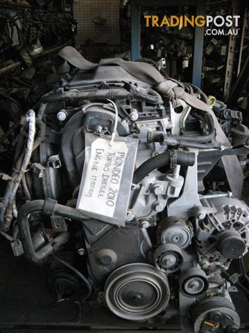 MONDEO 2010 2LT TURBO DIESEL ENGINE (17,000KM ONLY)