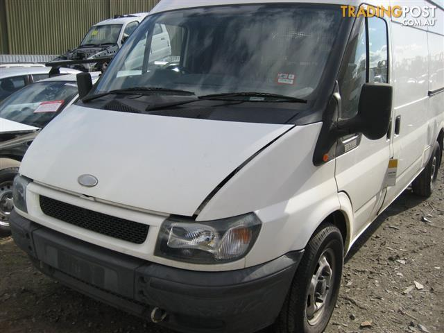 ford transit 2004 for wrecking complete van for sale in campbellfield vic ford transit 2004. Black Bedroom Furniture Sets. Home Design Ideas