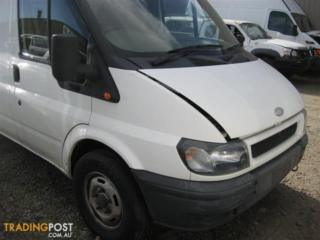 ford transit 2004 for wrecking complete van. Black Bedroom Furniture Sets. Home Design Ideas
