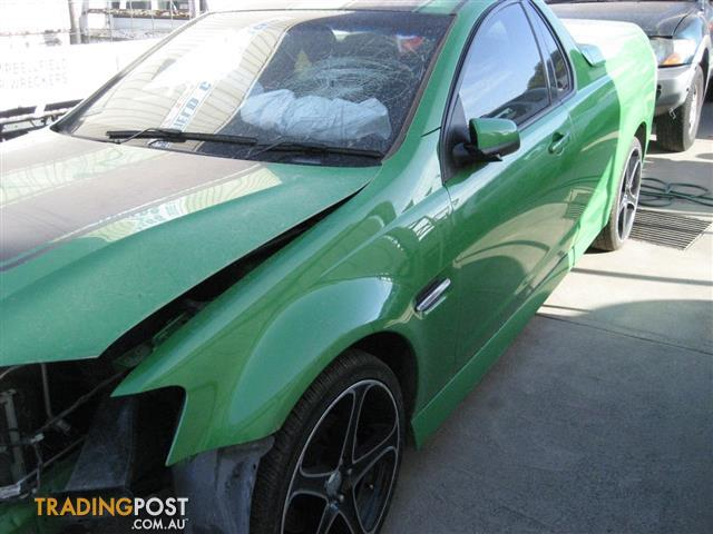 COMMODORE VE SV6  UTE 2010 FOR PARTS (COMPLETE CAR)
