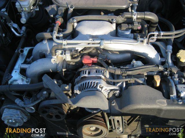 Subaru Liberty 2007 Engine EJ20 & Auto Transmission