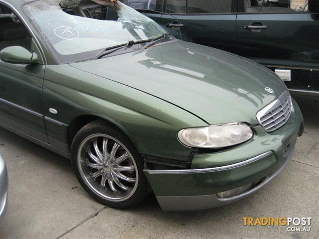 HOLDEN STATESMAN WH 2002 FOR PARTS & WRECKING ( 4 IN STOCK)