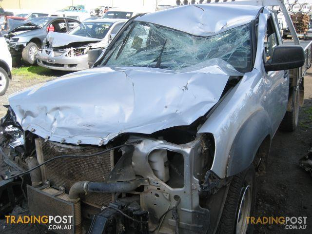 MAZDA BT-50 2010 4WD DIESEL complete car wrecking