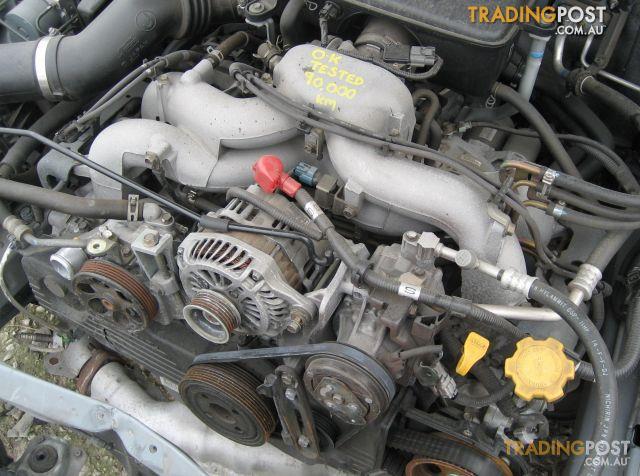 Subaru Liberty 2006 EJ25 Engine