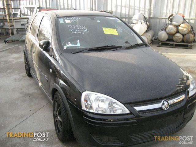 HOLDEN BARINA XC 2004 FOR WRECKING (all parts)