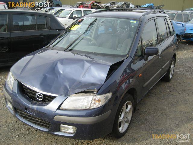 MAZDA PREMACY 2001 (complete car for wrecking)