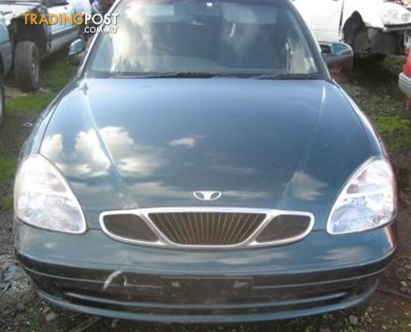 DAEWOO NUBIRA 2002 S/WAGON Wrecking Complete Car