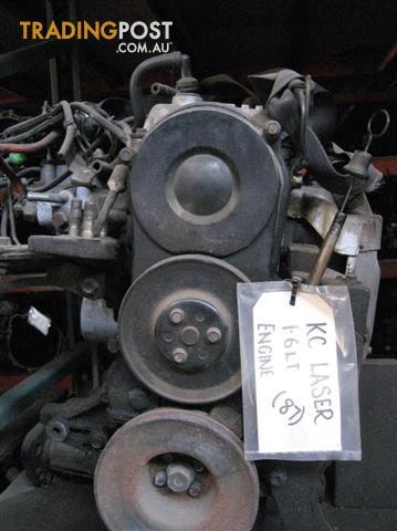 FORD LASER KC-KE 1.6LT ENGINE