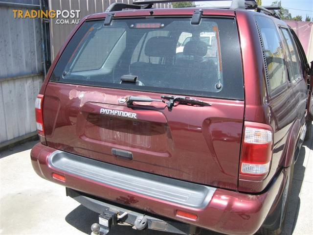 NISSAN PATHFINDER R50 2001 FOR PARTS (COMPLETE CAR)