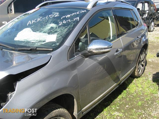PEUGEOT 2008 (2014 MODEL)OUTDOOR TOURING WAGON FOR PARTS