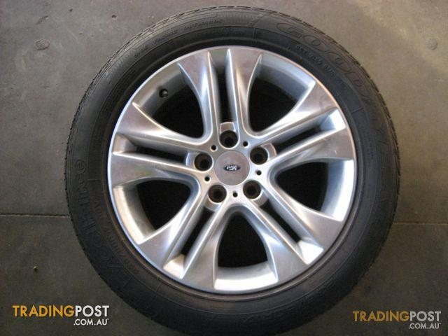 FORD FG 2010 XR6 MAG WHEELS