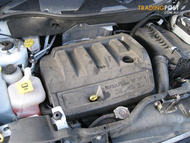 JEEP PATRIOT 2012 MK 2.4LT ENGINE (LOW KMS)