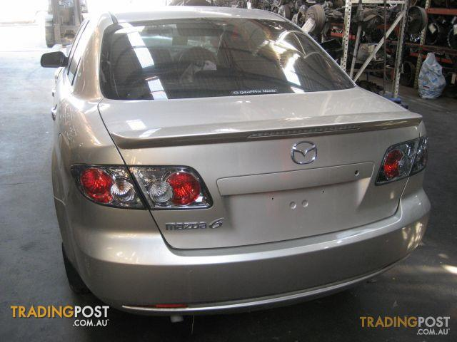 Mazda 6 2007 Complete Car For Wrecking