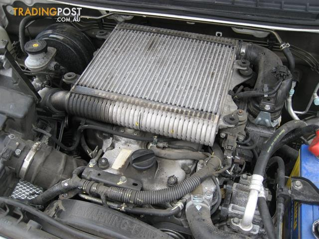 ISUZU-D-MAX-OR-COLORADO-OR-RODEO-2010-TURBO-DIESEL-ENGINE-4JJ1-AUTO