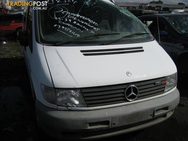MERCEDES VITO 2002 COMPLETE VAN FOR WRECKING