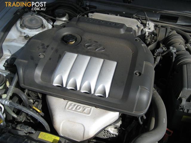 HYUNDAI SONATA 2004 ENGINE 2.4LT (G4JS) LOW KMS