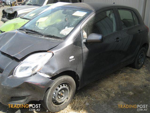 Toyota Yaris 2009 Wrecking Complete Vehicle