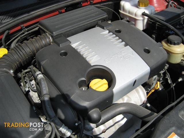HOLDEN VIVA 2008 1.8LT ENGINE
