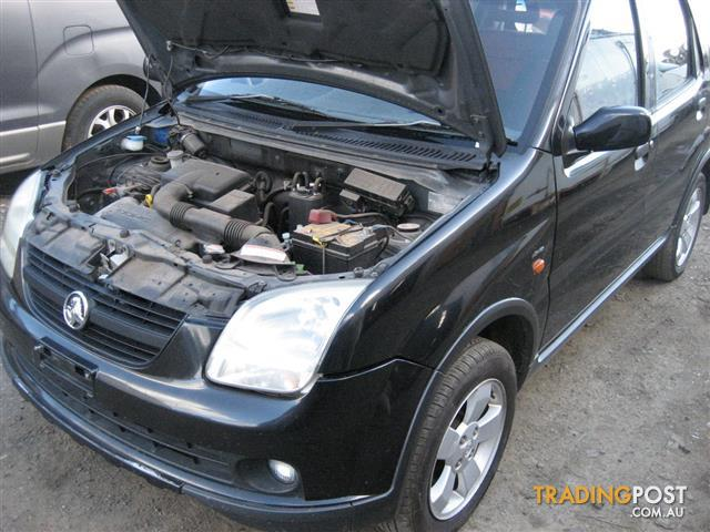 HOLDEN CRUZE 2005 FOR PARTS (COMPLETE CAR)
