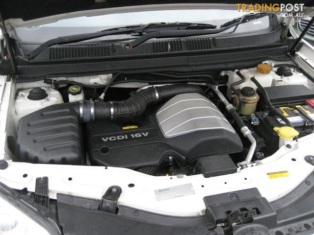 HOLDEN CAPTIVA 2010 2LT TURBO DIESEL ENGINE (LOW KMS) CAN HEAR RUNNING