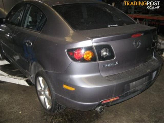 MAZDA 3 SP23 WRECKING COMPLETE CAR