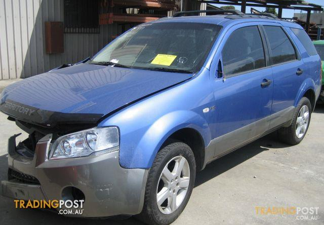 Ford Territory Wrecking Complete Vehicles