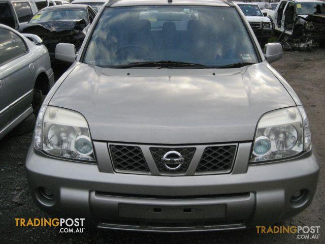 NISSAN X-TRAIL 2004 (complete car for wrecking)