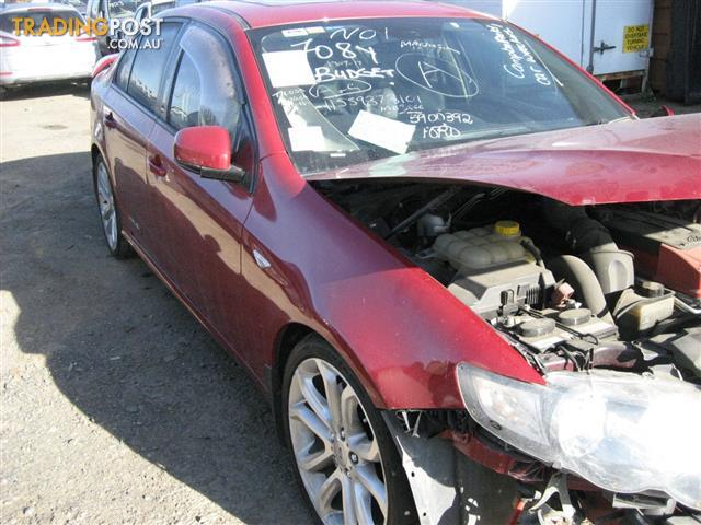 FORD FG XR-6 TURBO 2012 FOR PARTS